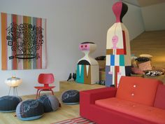 Rafa-kids : Vitra Wooden Doll - Alexander Girard