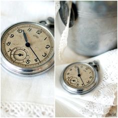 Old pocket watch / Vanha taskukello