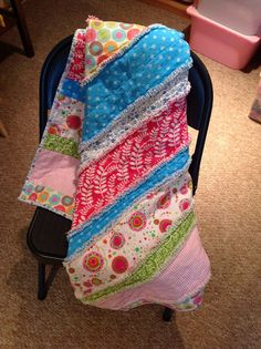rag quilt --- picture only