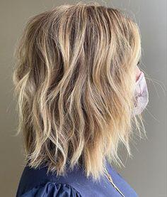 #haircut #livedinhair #anhcotran #milbonhair #milbonpro #haircolor #haircare #hairlength #beauty #style #bridalhair #bridalbeauty #winterbeauty #haircutideas #hairstyles #haircuttypes #celebrityhair #celebrityhairstylist #hairtransformation #hairdresser #cut #color #hairinspo #midlegth #layers Short Medium Length Hair, Short Hair Cuts, Medium Hair Styles, Short Hair Styles, Beauty Style, Hair Beauty, Cool Hairstyles, Hairdos, Celebrity Hair Stylist