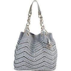Best 10 Ravelry: Macaroon Bag pattern by Indri Safitri – SkillOfKing. Crochet Handbags, Crochet Purses, Crochet Bags, Knit Crochet, Mode Crochet, Crochet World, Bead Embroidery Jewelry, Craft Bags, Knitted Bags