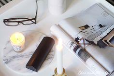 My studio apartment, interior, home, black & white:  http://divaaniblogit.fi/charandthecity/2014/09/19/parasta-syksyssa/