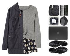 """""""inspired by @centurythe // my dream wardrobe pt.15"""" by undercover-martyn ❤ liked on Polyvore featuring MANGO, MHL by Margaret Howell, Vagabond, Fujifilm, Incase, Sephora Collection and NARS Cosmetics"""