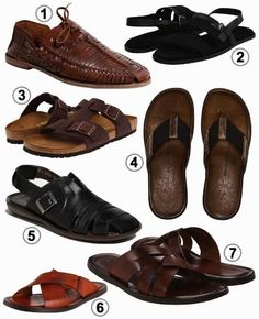 abe7593d021e62 17 Best Men's sandals images in 2013 | Men sandals, Men's Sandals ...
