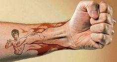 13 tatouages insolites et originaux (et surtout GÉNIAUX !)