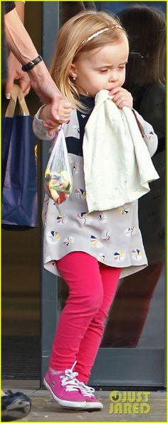 Vivianna Jolie PItt October 23, 2011