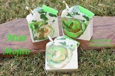 Mint Mojito Soap Bars