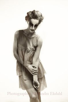 Photographer Alexandra EKdahl Fotograf StockhOLM aRTIST MODEL MODELL MAKEUP horror photographer photography 2
