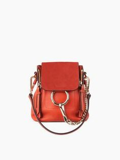 Discover Mini Faye Backpack and shop online on CHLOE Official Website. 3S1232HEU