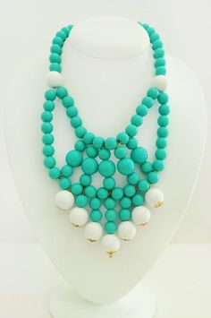 innamorata blue hawaii necklace