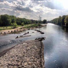 River Isar