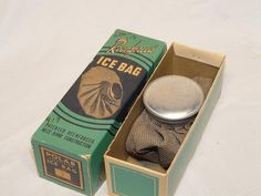 ice bags back in the day