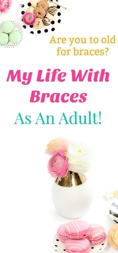 Thinking of getting braces? Curious to know if it will it hurt? What will life be like? I'll explain my life with braces for over 2.5 years. #braces #lifewithbraces #braceface #dentalhealth #adayinthelife