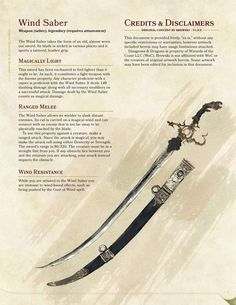 Post with 2900 votes and 117218 views. Tagged with dnd, dungeonsanddragons, dndhomebrew; Some DnD Homebrew weapons and items by Brewski Dungeons And Dragons Memes, Dungeons And Dragons Homebrew, Dnd Dragons, Fantasy Weapons, Fantasy Rpg, Dnd Classes, Home Brewery, Dnd 5e Homebrew, Armadura Medieval
