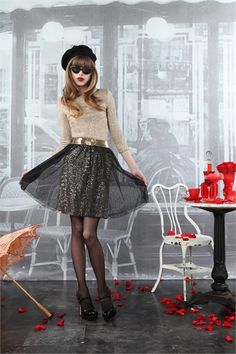 Alice + Olivia  // New York Autunno Inverno 2012/2013