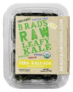 Brads Pina Colada Kale Chips. Truly AIP! Only coconut, pineapple, banana and salt!!