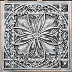 Welcome to my store, we supply all kind of faux painting ceiling tiles.  Faux tin Ceiling Tiles material is PVC(Vinyl).. They come in 23.75 x 23.75 (605mmx605mm) size. Feather-light, easy to install, easy to clean, stain resistant, water resistant, dust free, and easy to cut. Can be installed in the ordinary suspended ceiling.or drop in T-bar grid. or glue up with glue. The material Ceiling Tiles is Class A Fire Rated. all color made by hand. Faux tin Ceiling tiles are available in many…