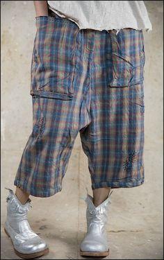 Murron MacClannough Trousers 059 Highland Plaid