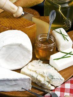 French Cheeses and Honey, France Lámina fotográfica por Nico Tondini en AllPosters.es