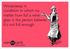 Mmmmm. Wine