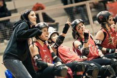 ROLLER DERBY   We WON!  #rollerderby #rollerderbyporto #victory #lisbonrollergrrrls