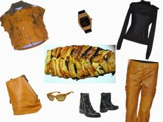 Italian Food and Style: Look grintoso