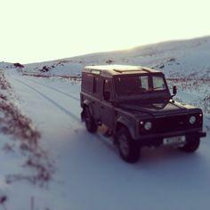 Defender Winter