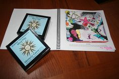 Buy two full decks of the Memory Game and receive a FREE coloring book!