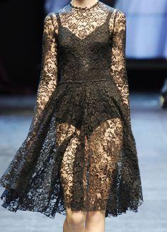 black lace dress #lace