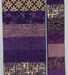 Beautiful contemporary liturgical textiles for churches featuring modern designs, luxurious fabrics and meticulous craft. Handmade clergy and pastor stoles! Church Banners Designs, Cleric, Banner Design, Modern Design, Contemporary, Purple, Projects, Crafts, Handmade