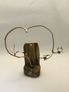 Bird Sculpture, Woodwork, Diy And Crafts, Tools, Home Decor, Woodworking, Instruments, Decoration Home, Room Decor