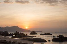 Ca Na sunrise, Vietnam
