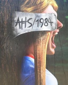 American Horror Story: 1984 gets four slasher-themed posters Zach Villa, Gus Kenworthy, American Horror Story 3, Matthew Morrison, Billie Lourd, Character And Setting, Anthology Series, Netflix Movies, Ahs