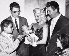 Details about JAYNE MANSFIELD/MICKEY HARGITAY/8X10 COPY ...