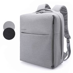 KAKA� Men Oxford Shockproof Backpack High Quality Business Leisure Laptop Bag for 16 Inches Laptop