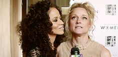 "ALL HAIL, Sherri Saum and Teri Polo! Better together, wherever they are. | Sherri Saum And Terri Polo Are Even More Adorable Off Set Of ""The Fosters"""