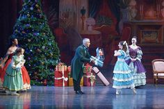 The Nutcracker. Saw it once in NYC. totally taking Richie when we have the chance.