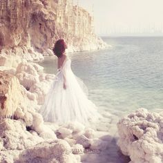 My love of the ocean, and dreaming of my wedding~