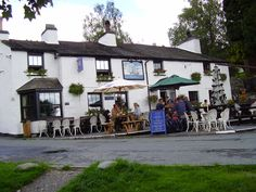 Lake District Pub