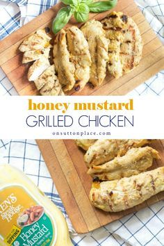 This is the best grilled chicken recipe! It's easy, quick, moist and delicious. Uses fresh or frozen chicken breasts. Paired with rosemary roasted potatoes, it makes the perfect summertime meal. Best Grill Recipes, Barbecue Recipes, Grilling Recipes, Bbq, Best Side Dishes, Side Dish Recipes, Dinner Recipes, Best Grilled Chicken Recipe, Rosemary Roasted Potatoes