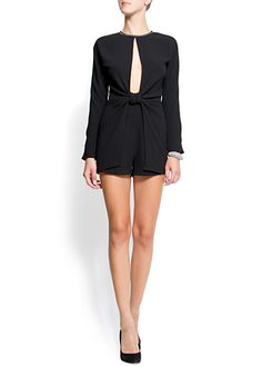 super elegant, yet is a romper!