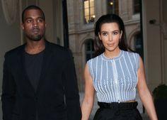 Kim Kardashian and Kanye West May Have to Cancel Their Parisian Wedding