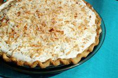 Coconut Cream Pie -- this is SO GOOD