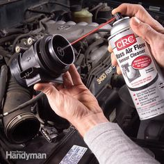Mass Air Flow Sensor (MAF) Cleaning Check out our family owned auto repair shop in East Lansing, Mic Truck Repair, Engine Repair, Vehicle Repair, Diy Auto Repair, Radios, Car Fix, Car Hacks, Repair Shop, Diy Car