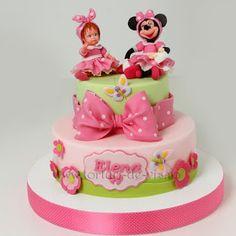 Torturi - Viorica's cakes: Elena si Minnie