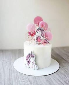 В последнее время в стране наблюдается какое-то ...единороговое-безумие😂😂😂 #единорогизахватилимир #воронеж #врн #врн36 #vrn #vrn36… Cookie Cake Birthday, Birthday Party Snacks, Cool Birthday Cakes, Super Cookies, Cake Cookies, Fondant Cakes, Cupcake Cakes, Girly Cakes, Drip Cakes