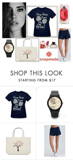 """""""#2/3 Snapmade"""" by almira-mustafic ❤ liked on Polyvore featuring Samsung and Koral"""