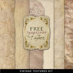 Far Far Hill - Free database of digital illustrations and papers: Freebies Vintage Papers