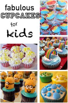 7 Fabulous Cupcake Ideas for Kids