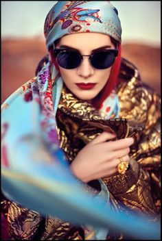 silk scarf, Hijab, Scarf, hijab fashion, hijab style,